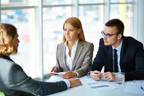Aprender inglés empresarial para hacer una entrevista de trabajo