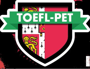 TOEFL - PET